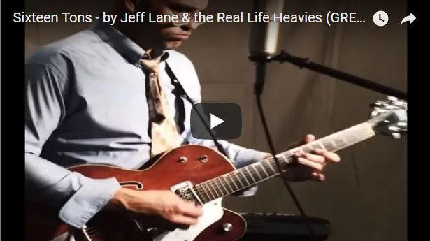 Real Life Heavies play Tennessee Ernie Ford classic