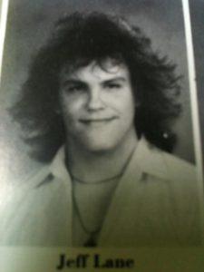 Jeff Lane 1988